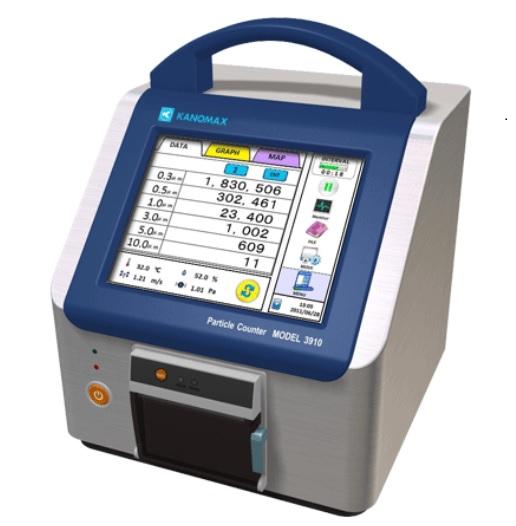 Máy đo nồng độ bụi hiện đại và chất lượng