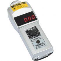 Máy đo tốc độ quay cánh quạt SHIMPO DT-207LR
